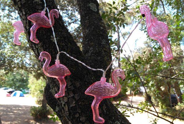 flamingo lichtsnoer